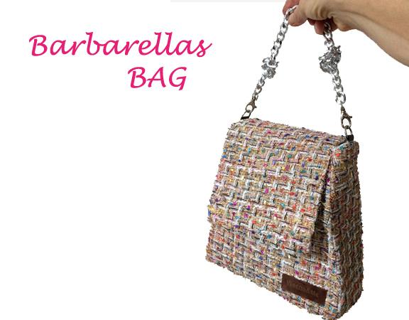 #springtimevibes : BARBARELLAS Tasche